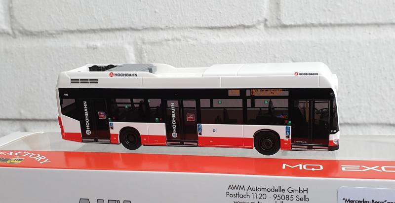 MB Citaro Brennstoffzellbus