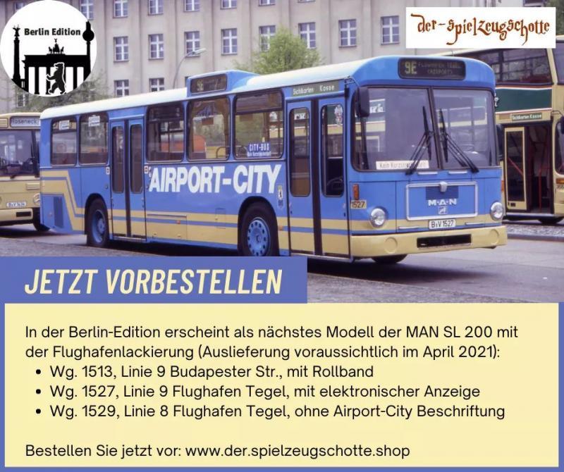 MAN SL 200 BVG