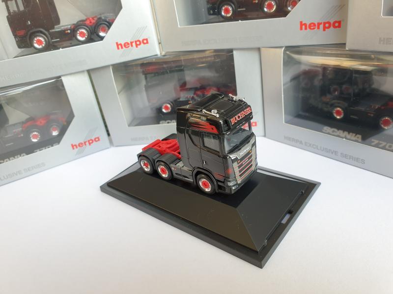 Herpa Scania 770 S